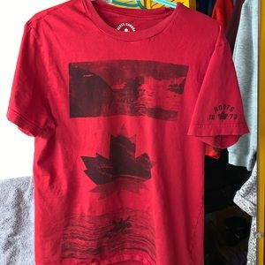 Roots Canada Red Tee